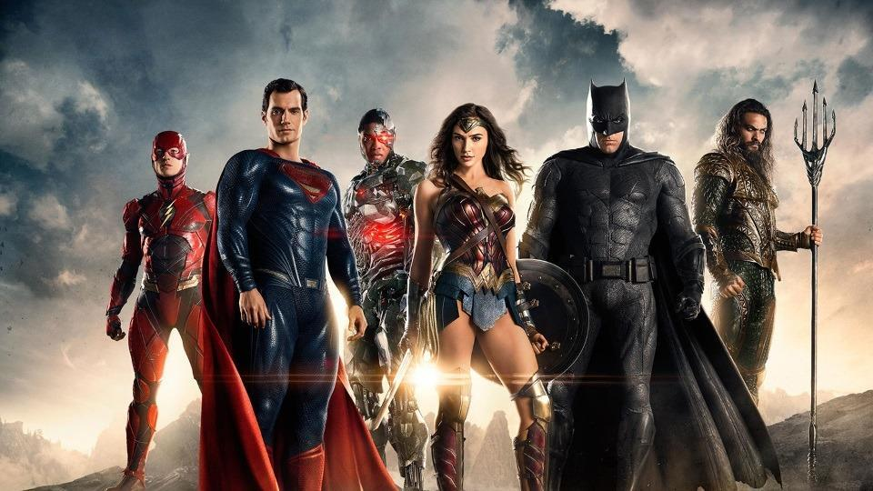 Watch the Avengers react to the new Justice League trailer