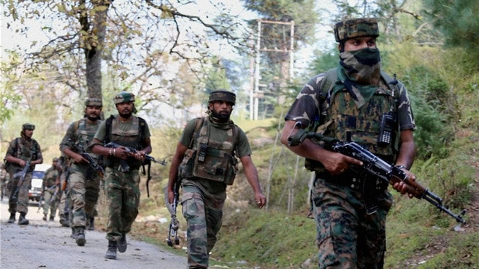 Amir Wagay, top commander of Hizbul Mujahideen outfit, was arrested with some arms and ammunition in Srinagar district.
