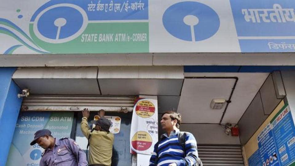 SBI,State Bank of Travancore,State Bank of Bikaner and Jaipur