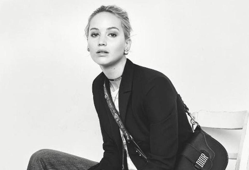 Jennifer Lawrence has been Dior's ambassador for the last five years.