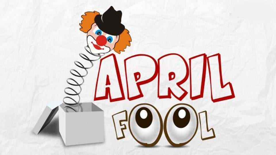 There's nothing better to get your creative juices flowing than an all-out prank war on April Fool's Day.