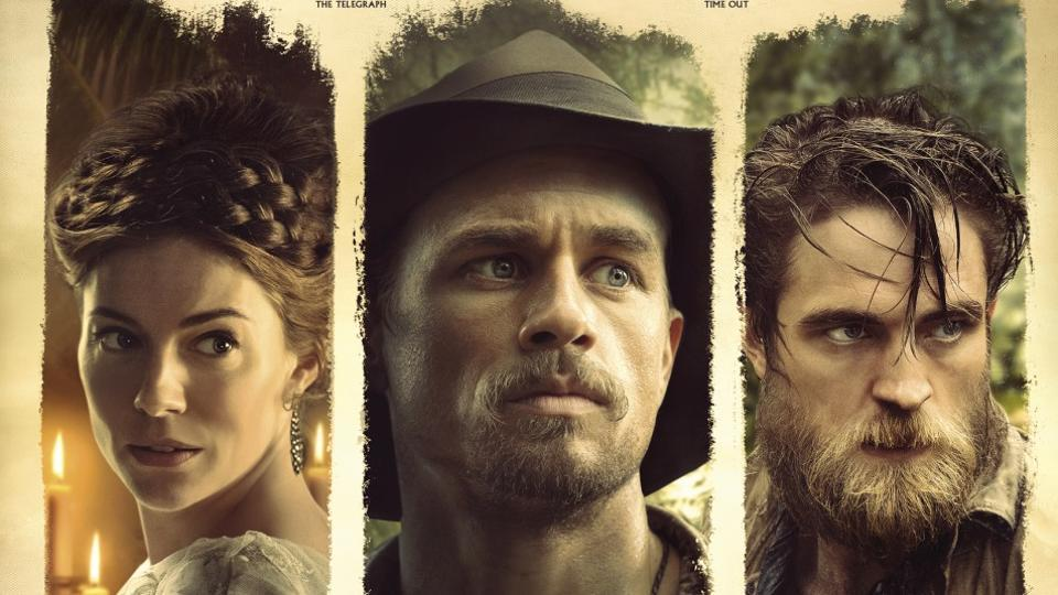The Lost City of Z is scheduled for an April 14 release.