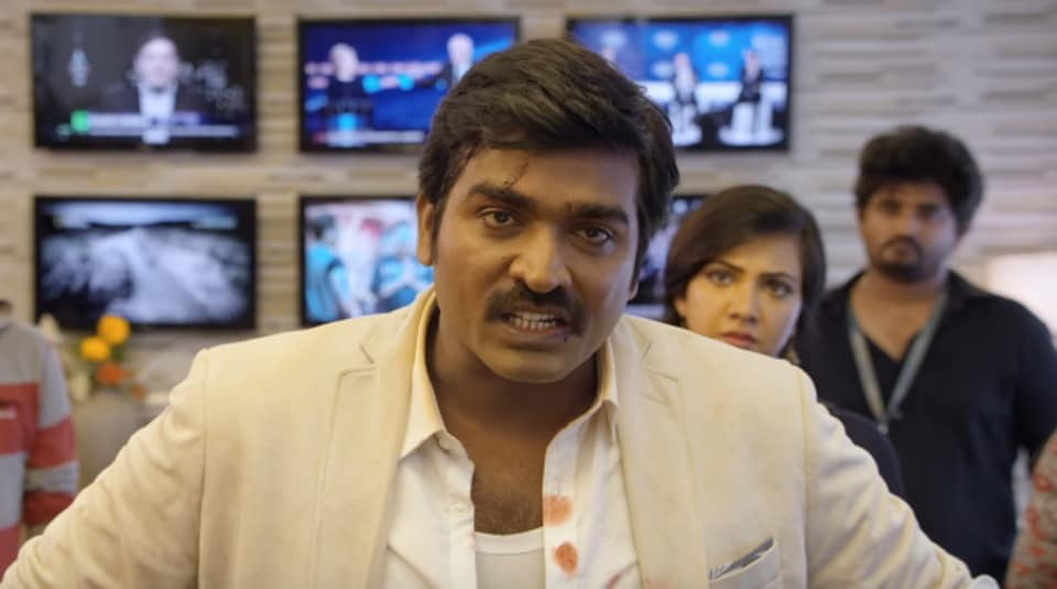 The extra star is for Vijay Sethupathi.