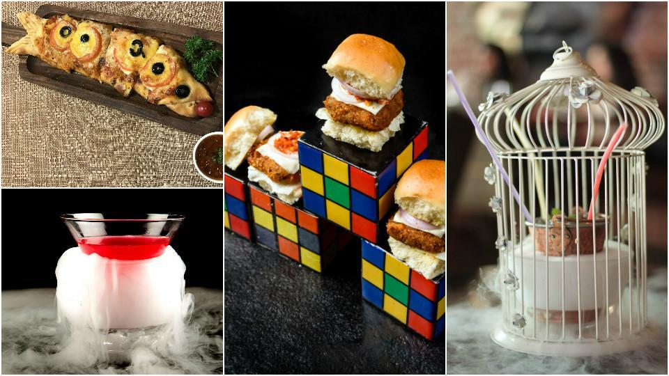 Unique dishes, quirky cocktails and discounts are  on offer thisAprilFool's Day.