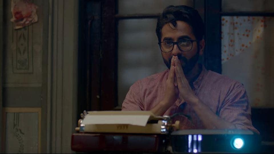 Ayushmann Khuranna introduces us to Parineeti Chopra's character, Bindu, in the teaser from Meri Pyari Bindu.