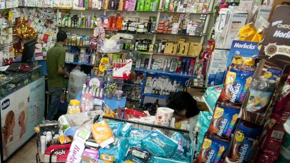 Medicine shops