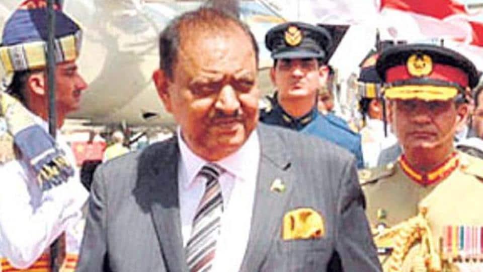 Pakistani president