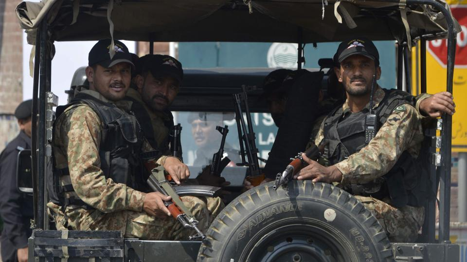 An explosion hit the Pakistani city of Parachinar, killing several and injuring dozens.