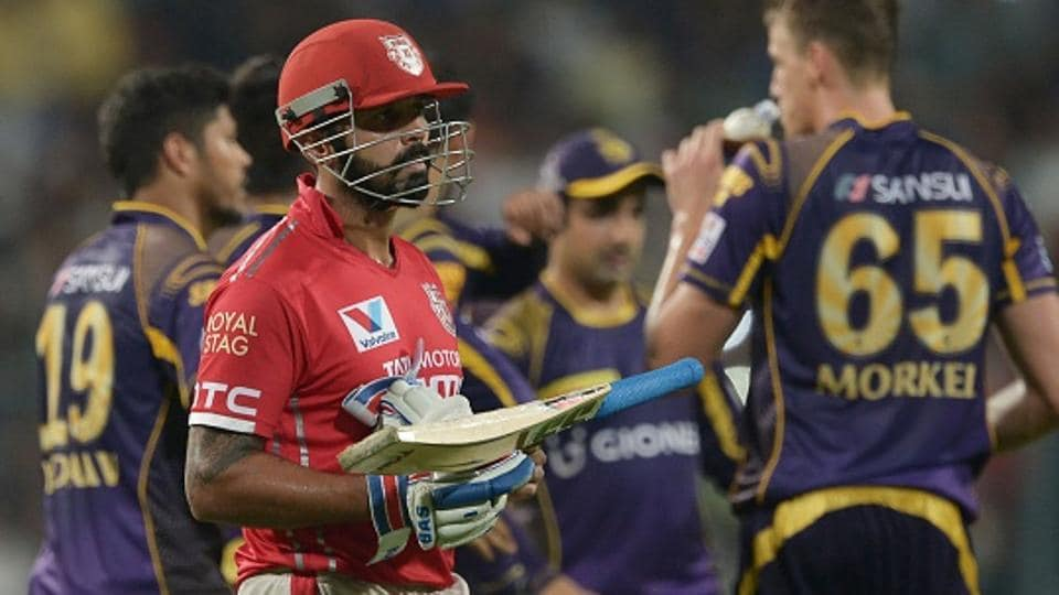 Murali Vijay has joined Ravichandran Ashwin and KL Rahul on the sidelines for IPL 2017, while Ravindra Jadeja and Umesh Yadav will miss the initial phase of the tournament.