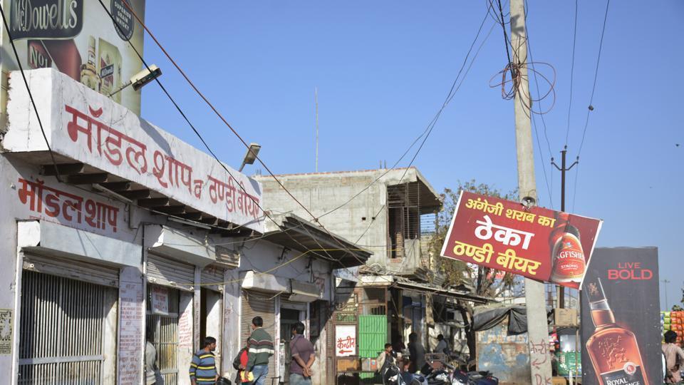 liquor ban,chardham,rudraparayag