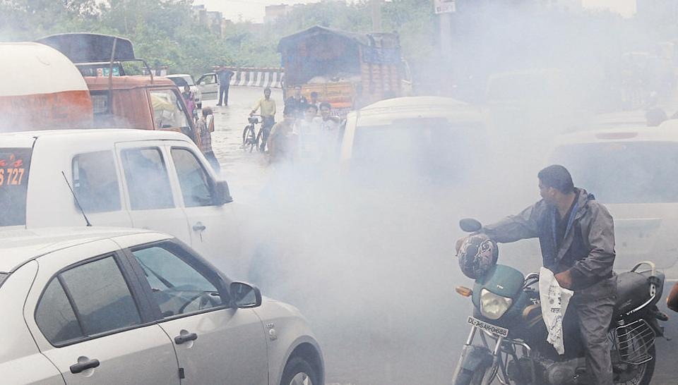 Due to pollution woes, the NGT has refused to grant permission to over 10-year-old diesel vehicles to ply in the NCR.