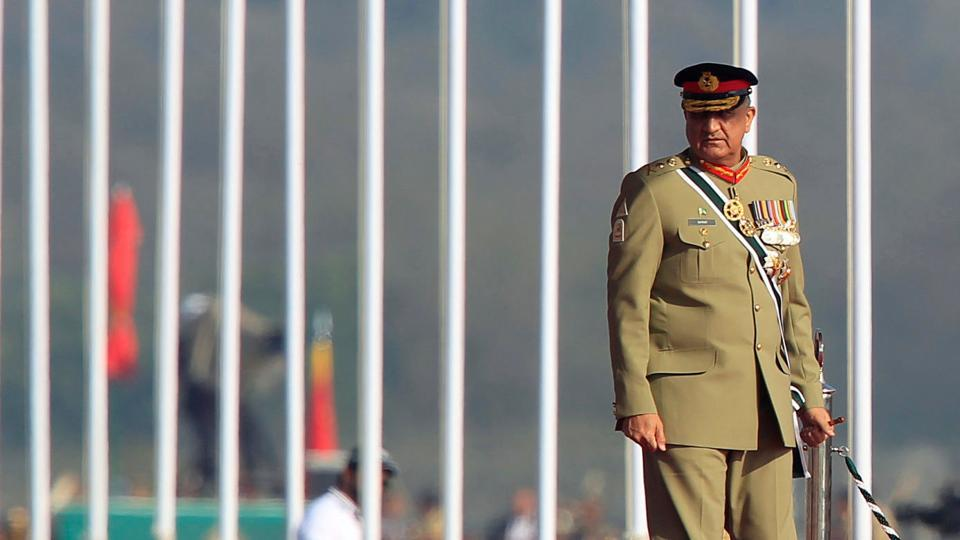Pakistani Army chief,Gen Qamar Javed Bajwa,Pakistan Army team spirit
