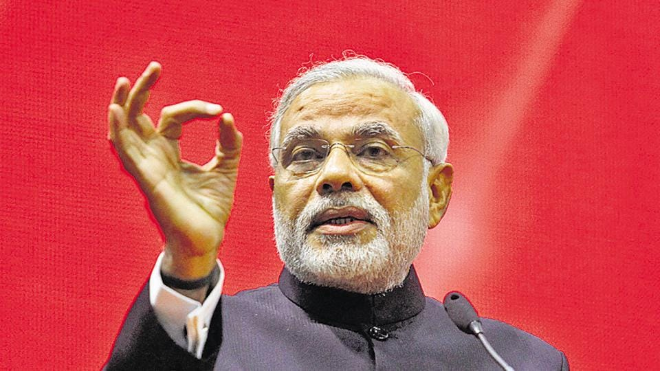 Prime Minister Narendra Modi also sought feedback on the NDA government's welfare schemes, and asked the MPs to work towards integrating the rural employment guarantee scheme with another on farm irrigation.