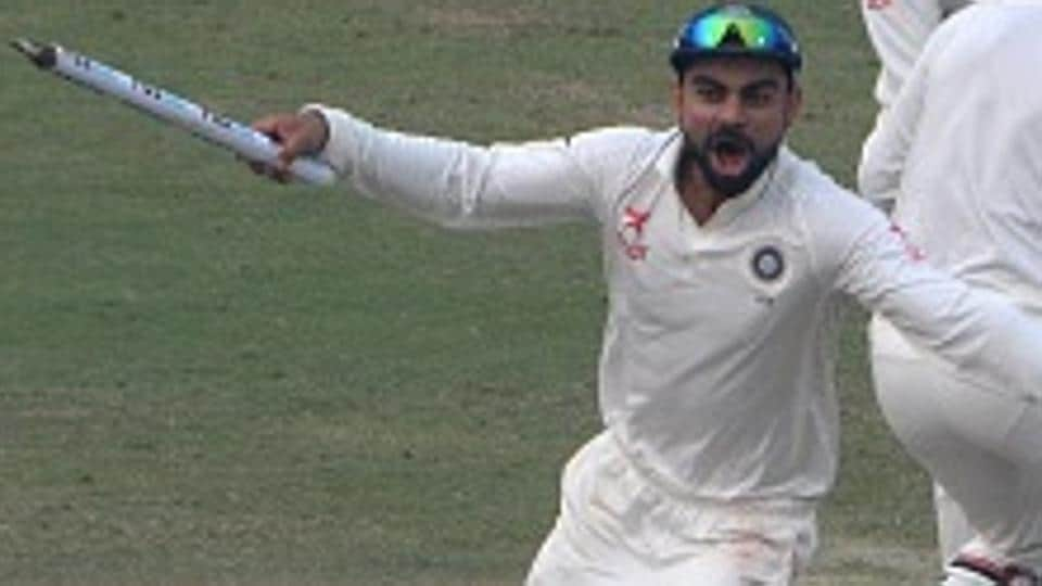 India cricket team skipper Virat Kohli plays his cricket hard and aggressive on the field and that has not been seen as a virtue by the opposing teams, especially Australia cricket team.