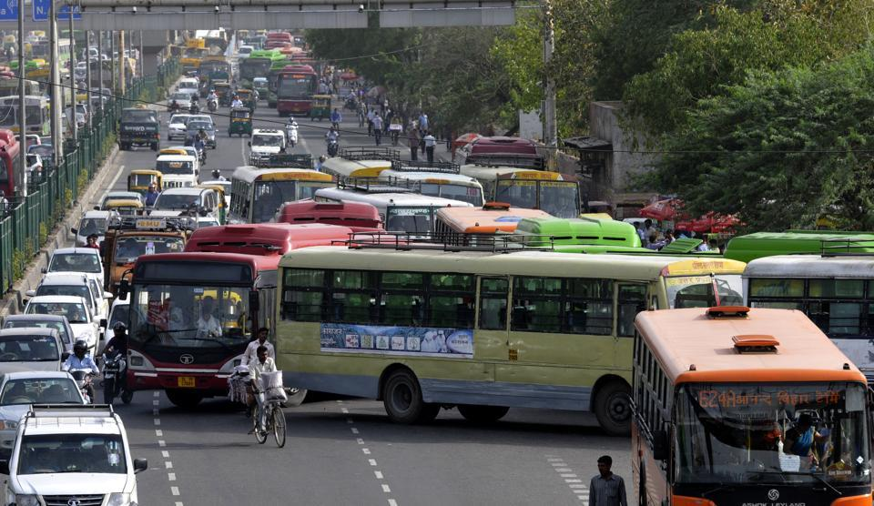 The Delhi transport department will divert over 600 inter-state buses to Sarai Kale Khan and Anand Vihar to decongest Kashmere Gate ISBT.