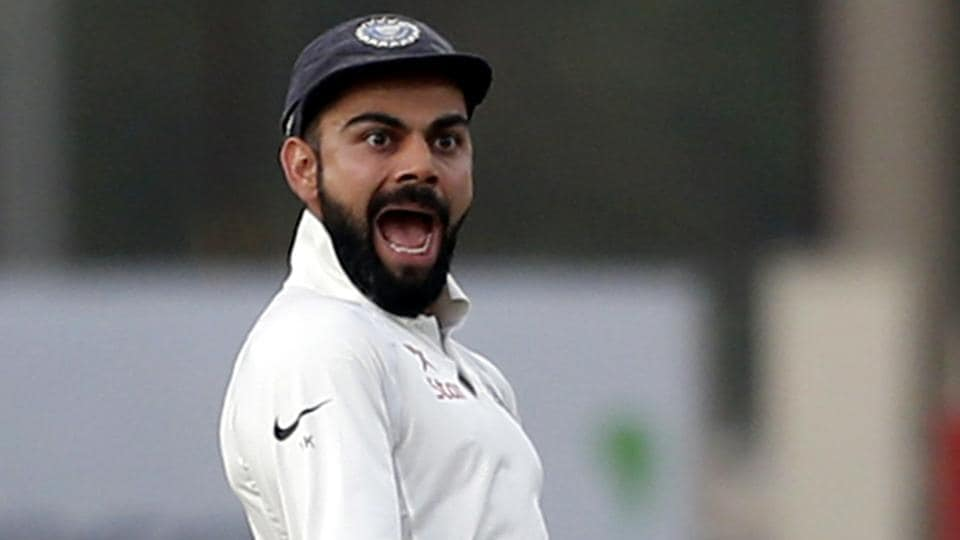 India cricket team captain Virat Kohli was aggressive both on and off the field right through the series vs Australia cricket team.