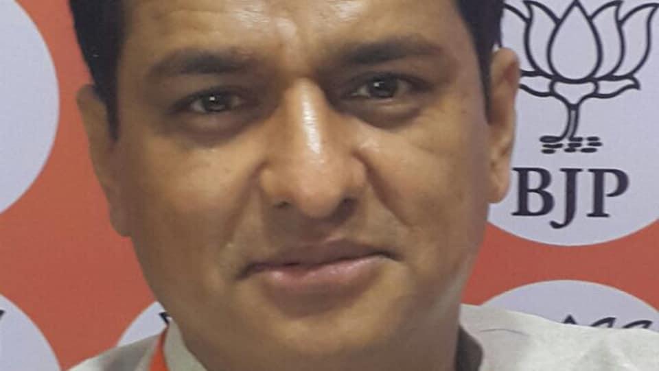 BJP,Media head,Anil Baluni