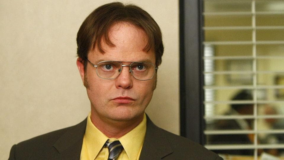 Wilson is best known for playing Dwight Schrute on the US version of the hit sitcom The Office. He will next be seen as the villainous Gargamel in Smurfs: The Lost Village.
