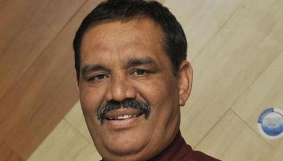 Punjab BJP chief Vijay Sampla.