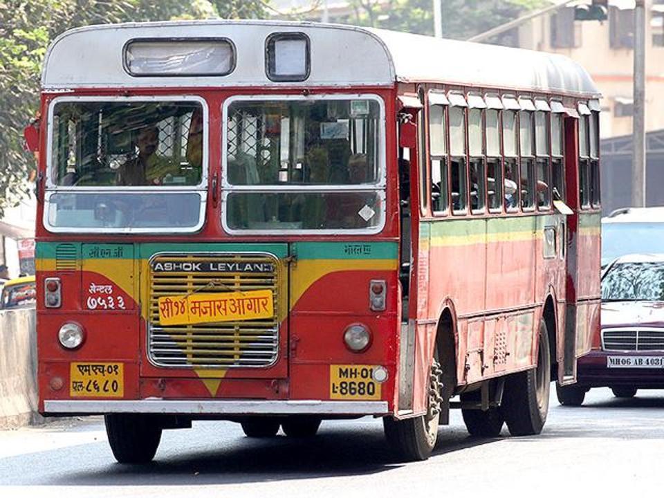 Mumbai transport,BEST,mUMBAI BUSES