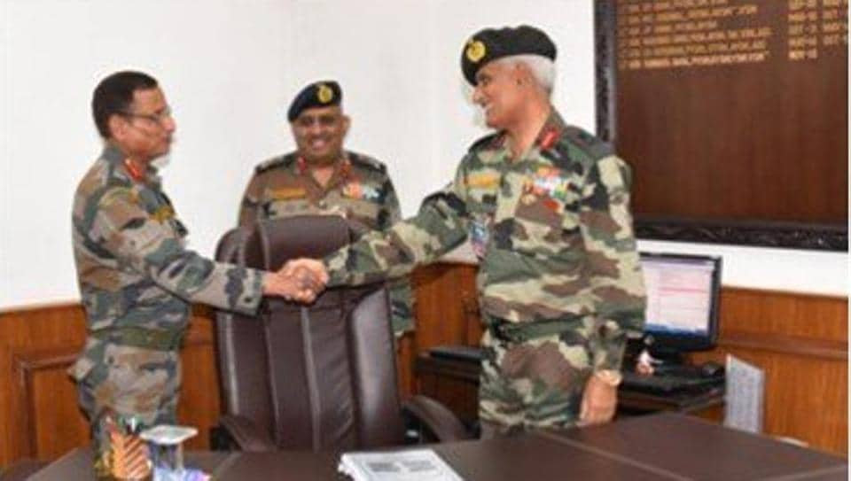 Indian Army,Deputy Chief of Army Staff,SK Patyal