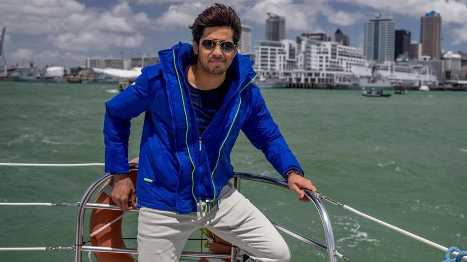 Sidharth Malhotra says his endeavour in most of his movies is to inspire people.