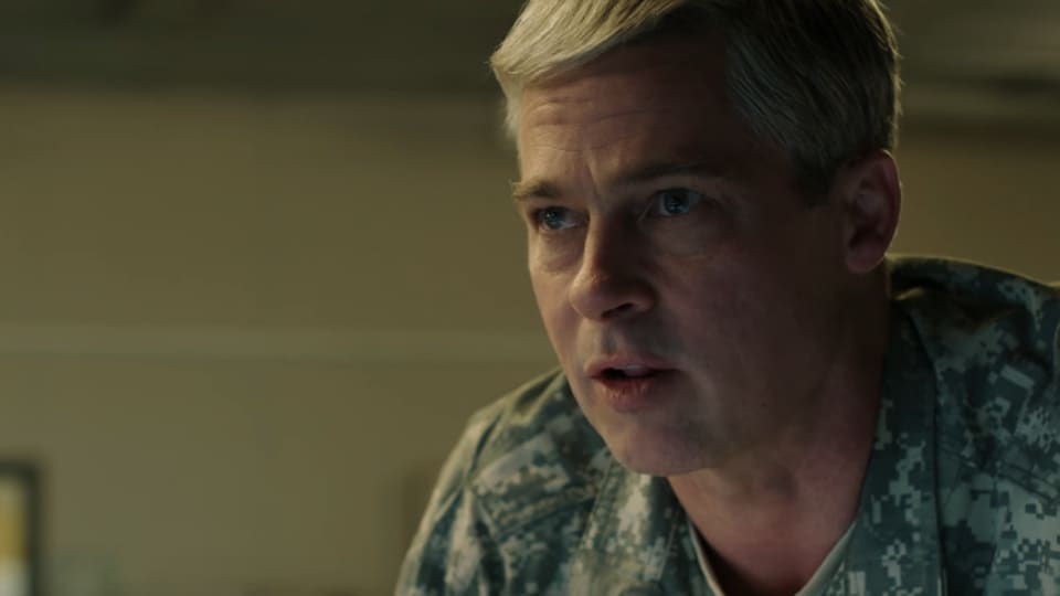 Brad Pitt,War Machine,Brad Pitt War Machine