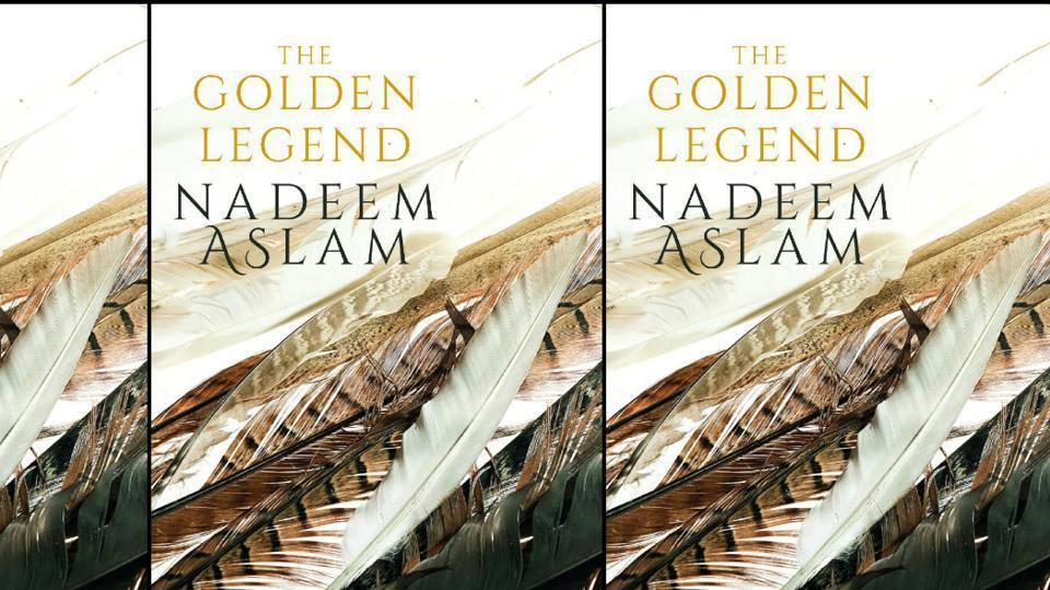 Nadeem Aslam,Nadeem Aslam books,The Golden Legend