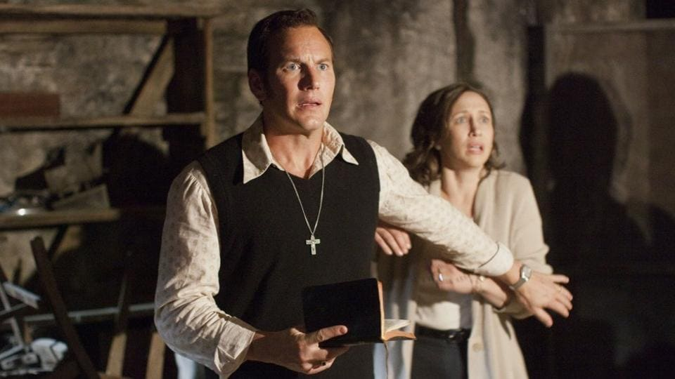 The three-film Conjuring franchise has so far earned $900 million worldwide.