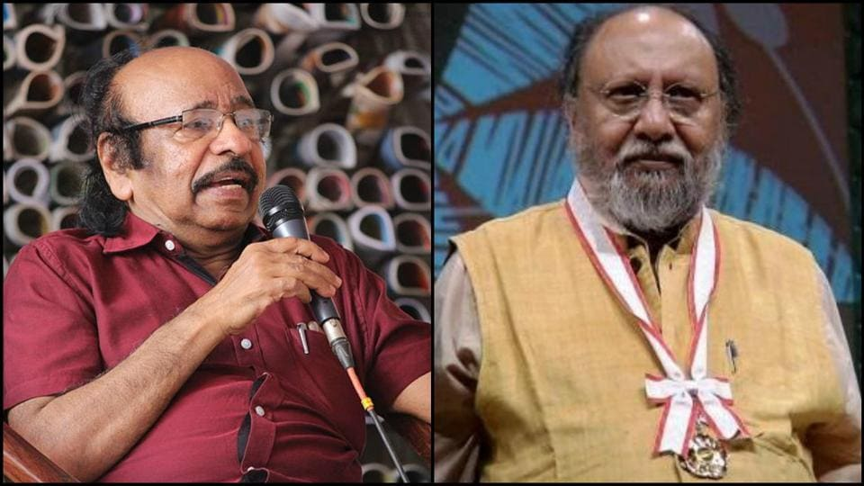 Malayalam poet K. Satchidanandan (on left) and social theorist Ashis Nandy will be participating in the event.