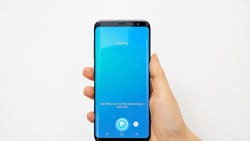 The Galalxy Unpacked event in New York saw the release of Samsung Galaxy S8 powered with its Bixby digital assistant and infinity display.