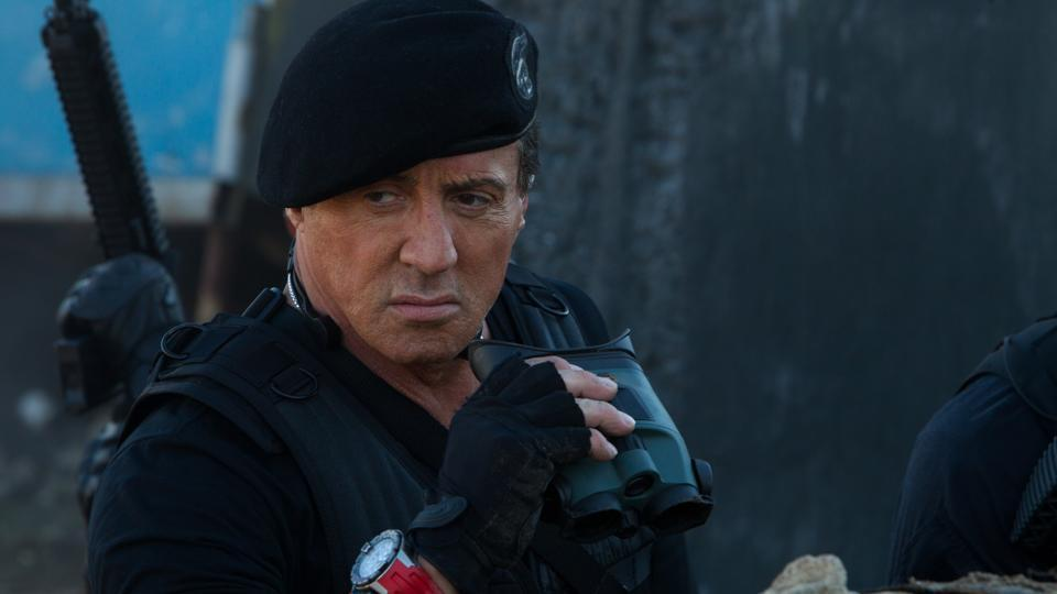 Stallone wrote and directed the first Expendables movie.