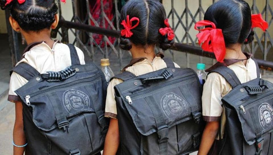 CBSE had earlier asked parents to raise concerns over heavy loads carried by their children.