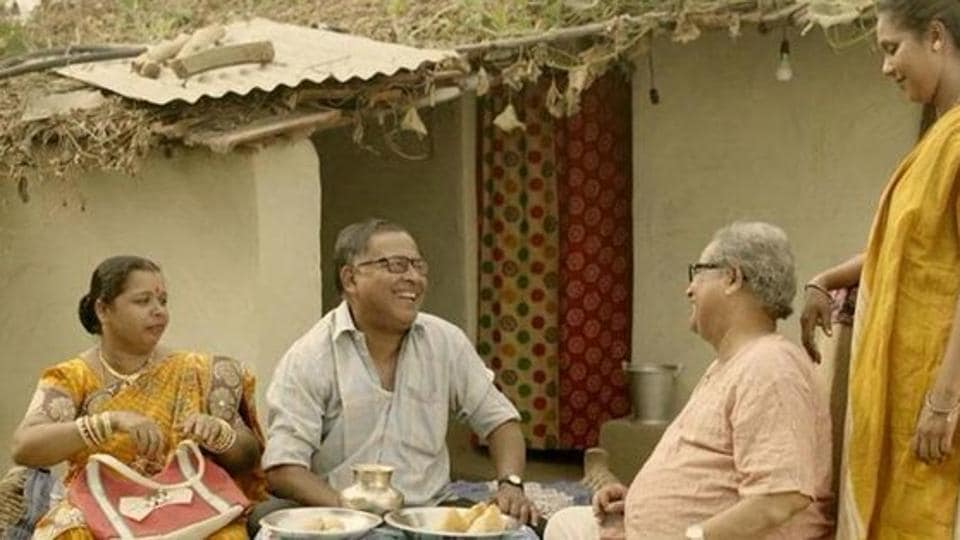 A still from Shunyota, a Bengali film on the effects of demonitisation.