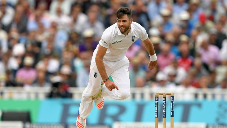James Anderson has admitted he would've seriously thought about England's Test captaincy if considered for the same.