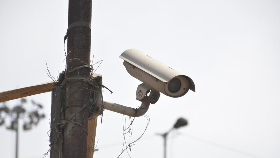 The 133 cameras are installed at 39 locations across Ghaziabad city. Forty-five of them have 360 degree visibility, while others are fixed position cameras.