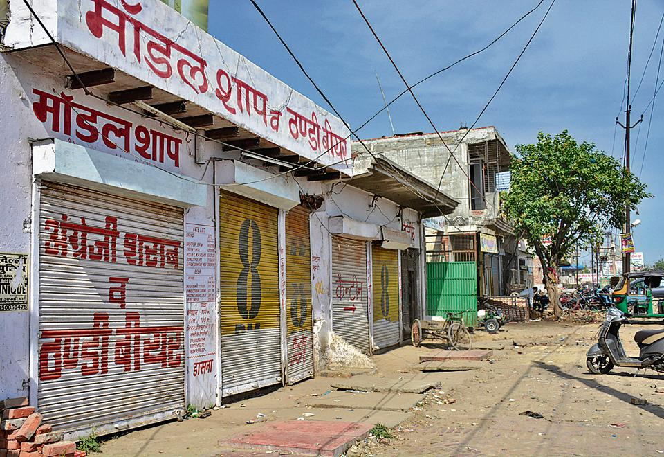 Around 80 liquor vends, including bars and pubs at prominent hotels, escaped the ambit of the Supreme Court order. However, around 30 vends of the 59 identified to comply with the orders, have shut down and 29 allowed to relocate.