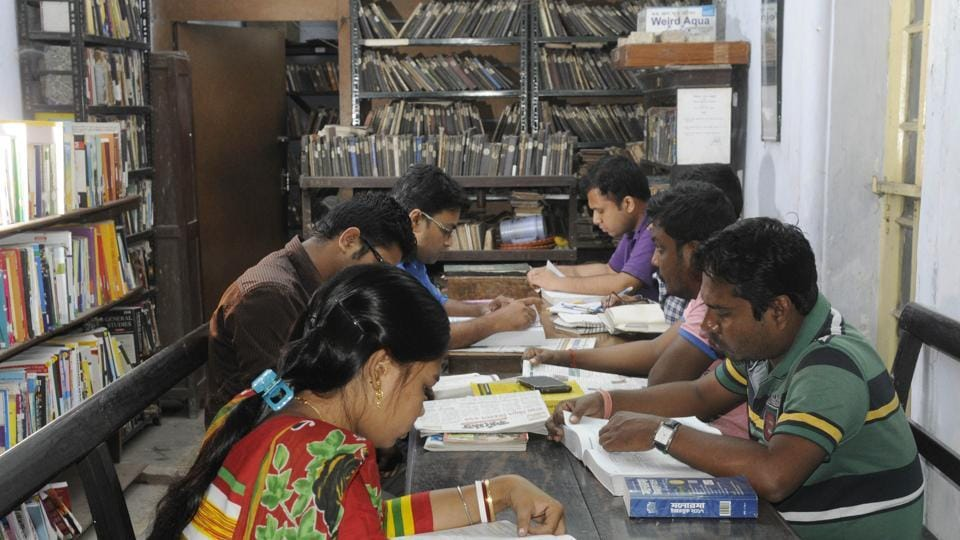 The students' reading room at the Serampore Public Library & Mutual Improvement Association was established on 1871 at Serampore, Hoogly Dist. West Bengal. This library with other district library are facing an acute staff shortage.