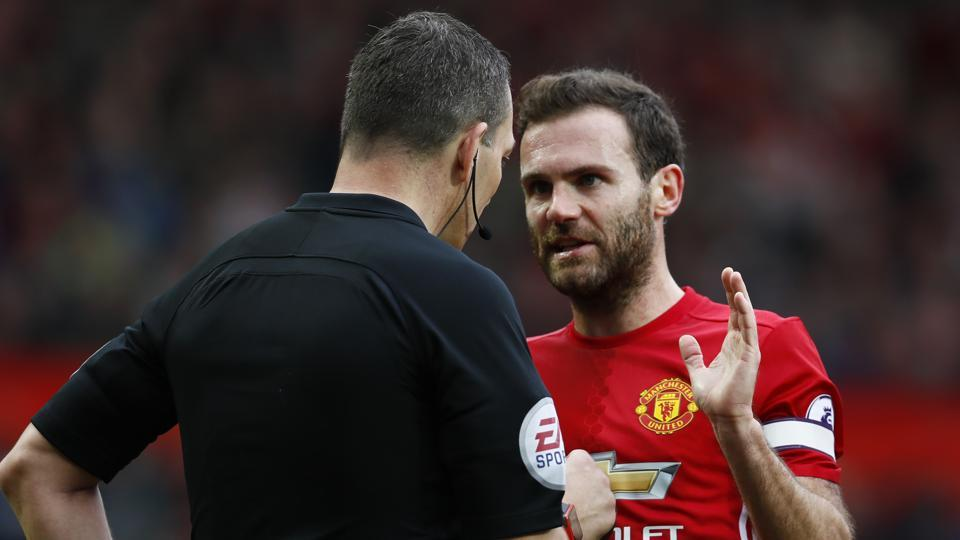 Manchester United midfielder Juan Mata would be out of action after undergoing a groin operation.