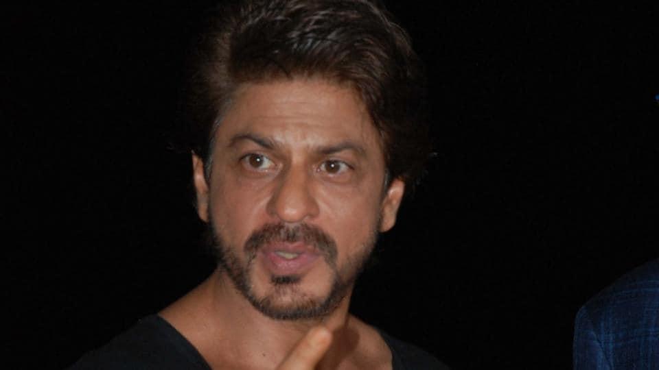 Shah Rukh Khan visited Nanavati Hospital in Mumbai on the night of March 17.
