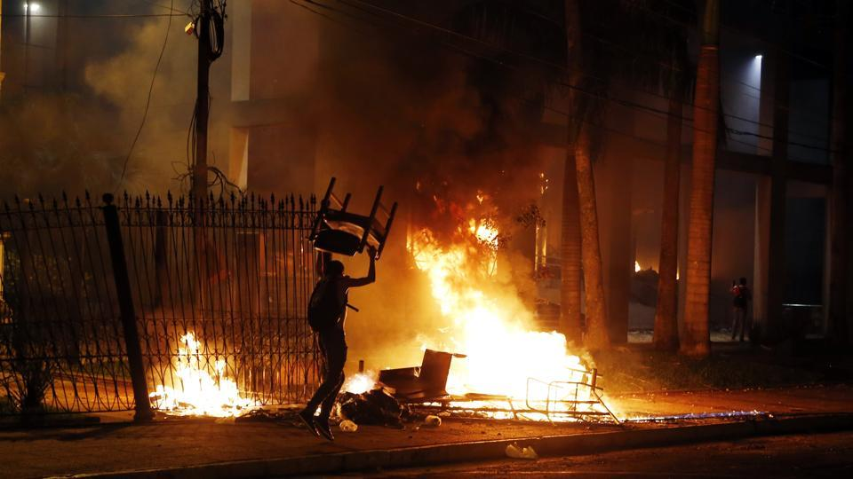 Paraguay protests,Paraguay riots,Paraguay