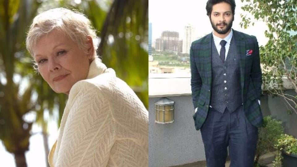 Actor Ali Fazal  is glad that he got to know  English actor Judy Dench, and says she's a gem of a person.