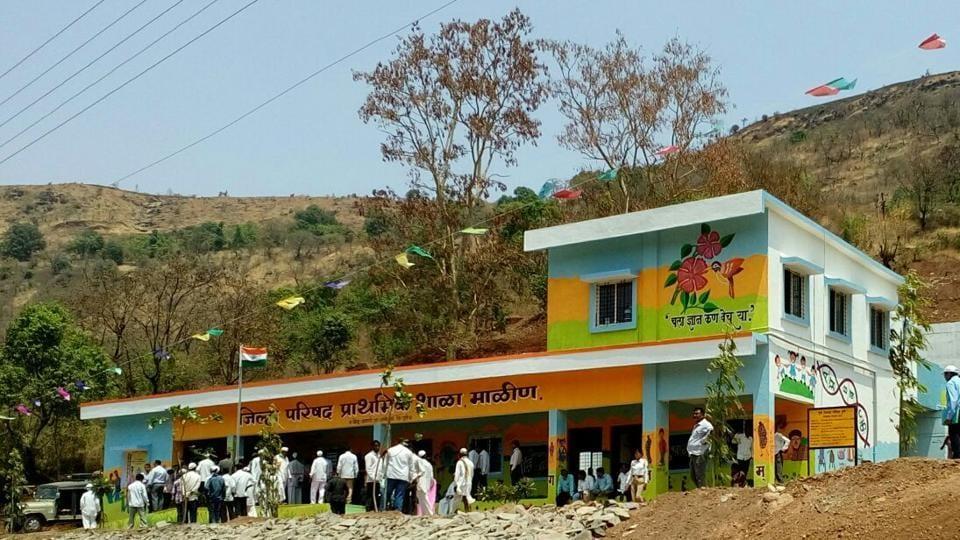 Malin landslide,Malin survivors,Maharashtra