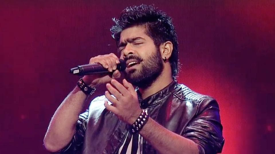 LV Revanth is one of the top contenders of Indian Idol 9.