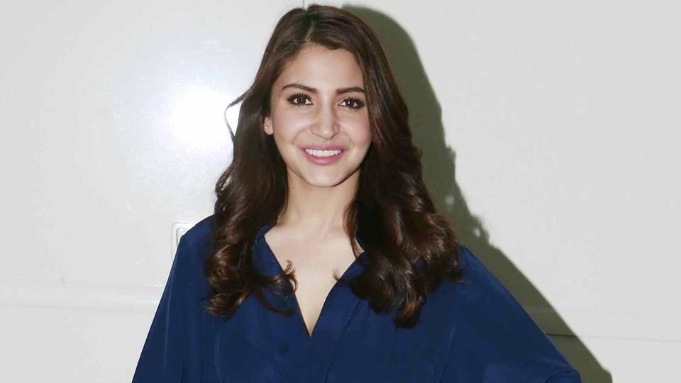 For Anushka Sharma unwinding is not hanging out with friends.