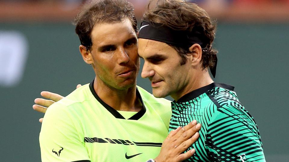 Rafael Nadal and Roger Federer will face each other in the Miami Open final.