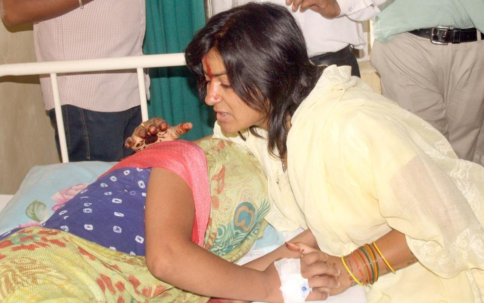 Prostitutionsbereich in Patna