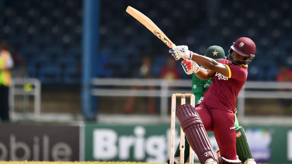 Evin Lewis' magnificent 91 off 51 balls helped West Indies beat Pakistan by seven wickets in the third T20I in Port of Spain. Get the scorecard of West Indies vs Pakistan here.