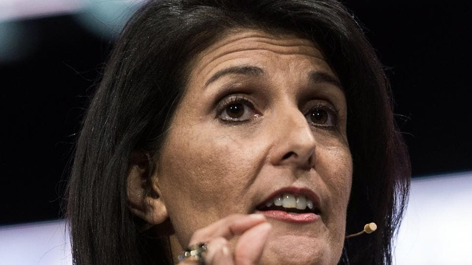 US Elections,Nikki Haley,Russia probe