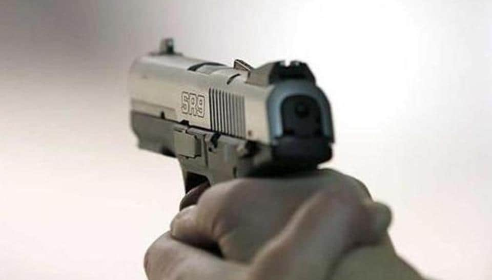 A girl was killed and four persons were injured when former Bihar MLA Suryadev Singh allegedly opened fire at his nephew in Bihar's Bikramganj.